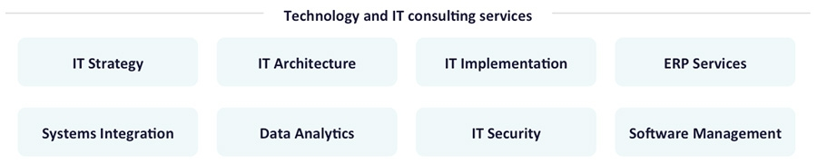 IT Consulting - Services