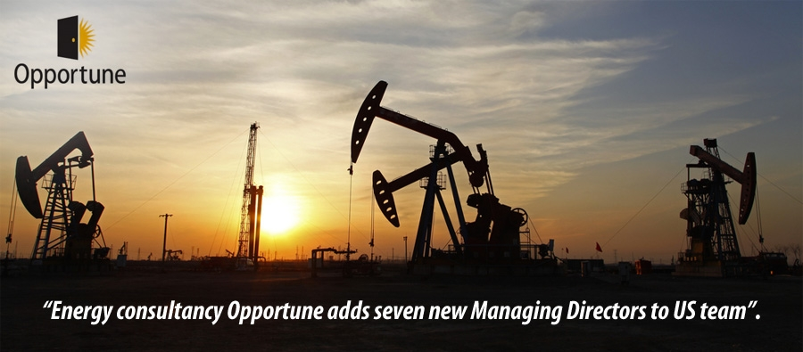 Opportune adds seven new Managing Directors to US team