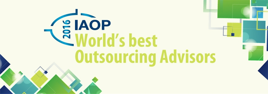 IAOP - World's best outsourcing advisors 2016