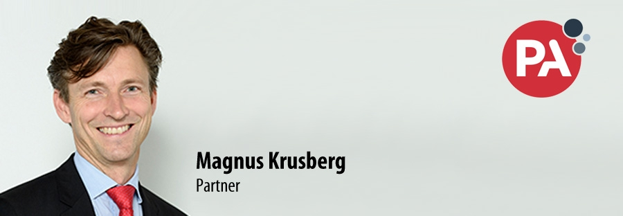 Magnus Krusberg - PA Consulting Group
