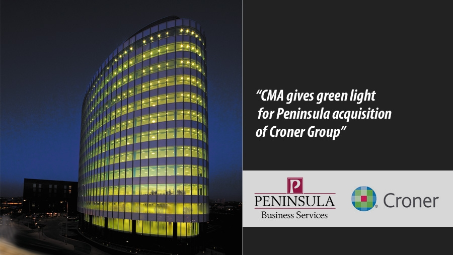 Peninsula acquires Croner Group