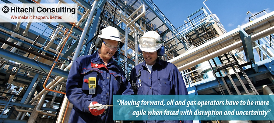 Hitachi Consulting - Oil and Gas industry