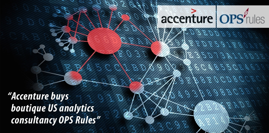 Accenture buys OPS Rules