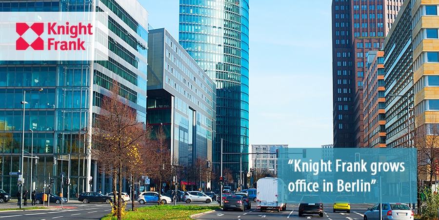 Knight Frank grows office in Berlin