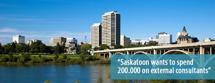 Canadian city questions proposal to spend 200.000 on consultant