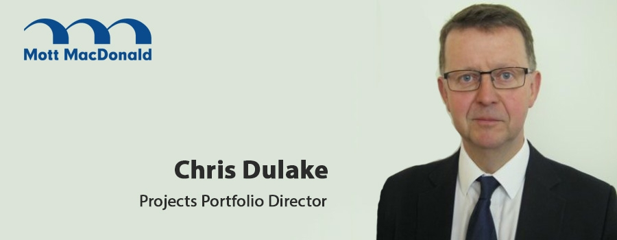 Chris Dulake - MottMacDonald