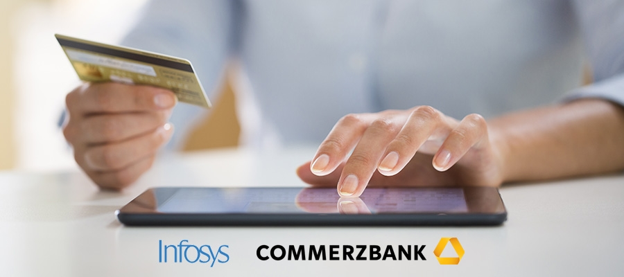 Commerzbank hires Infosys