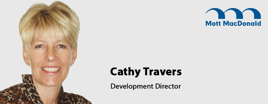 Cathy Travers - Mott MacDonald
