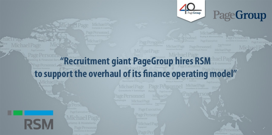 PageGroup hires RSM