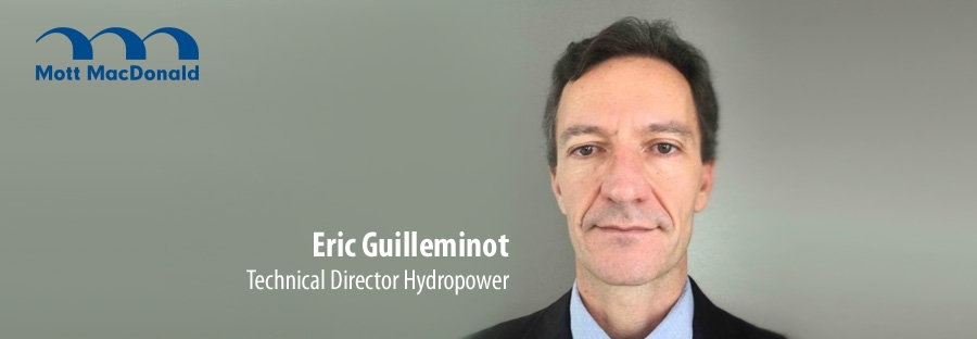 Eric Guilleminot - Mott MacDonald