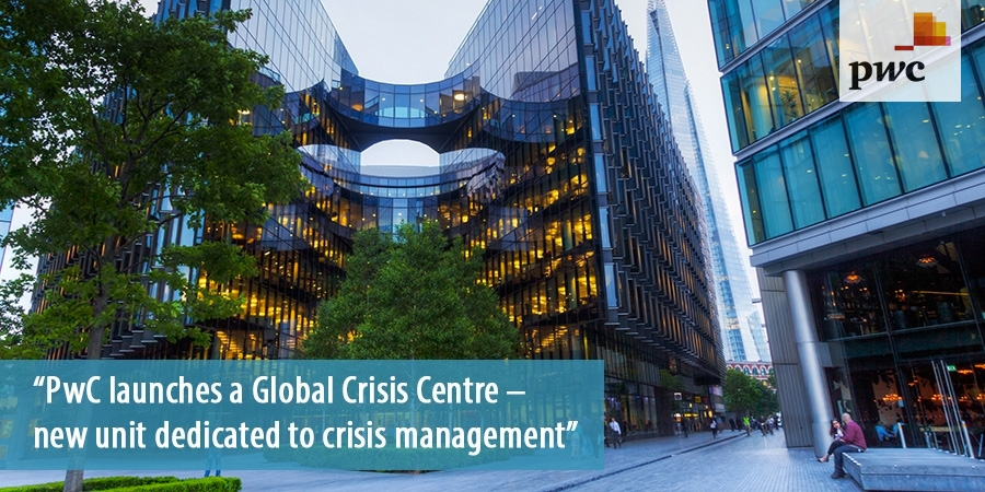 PwC launches Global Crisis Centre
