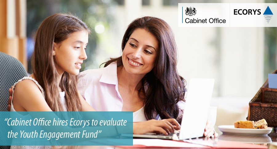 Cabinet Office hires Ecorys to evaluate the Youth Engagement Fund