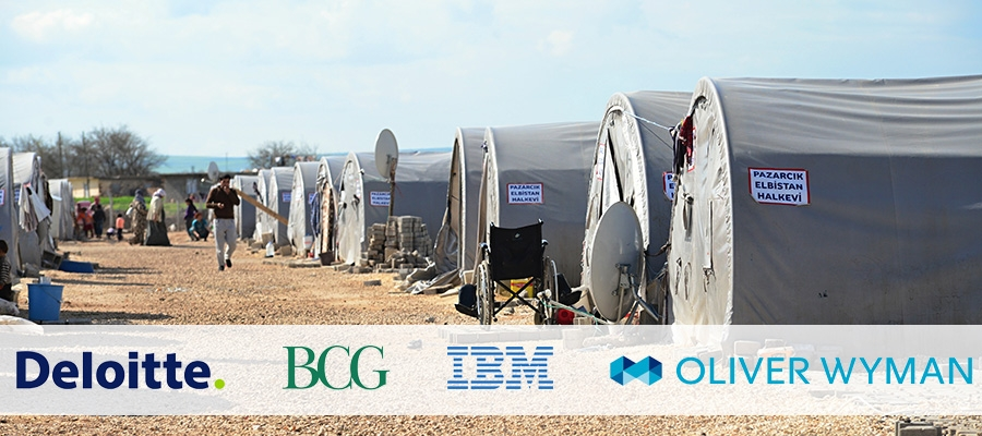 BCG, Deloitte, IBM and Oliver Wyman partner with The TENT Foundation