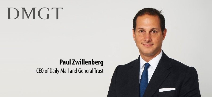 Paul Zwillenberg, CEO of Daily Mail and General Trust