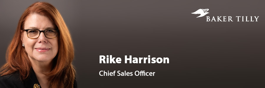 Rike Harrison - Baker Tilly