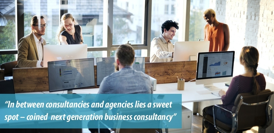 Next generation business consultancy