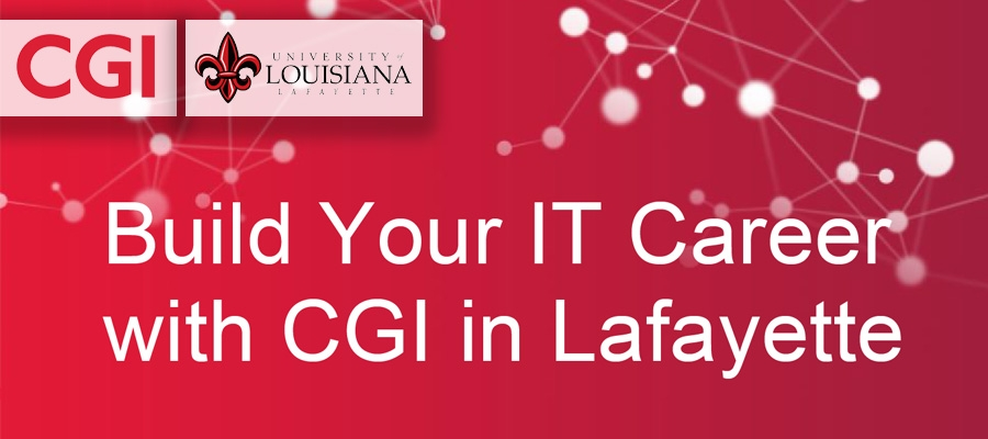 CGI expands with 4th tech centre at University of Louisiana at Lafayette
