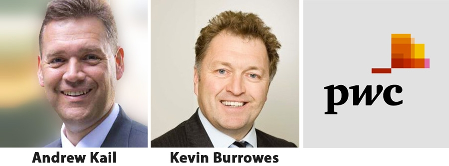 Andrew Kail, Kevin Burrowes - PwC