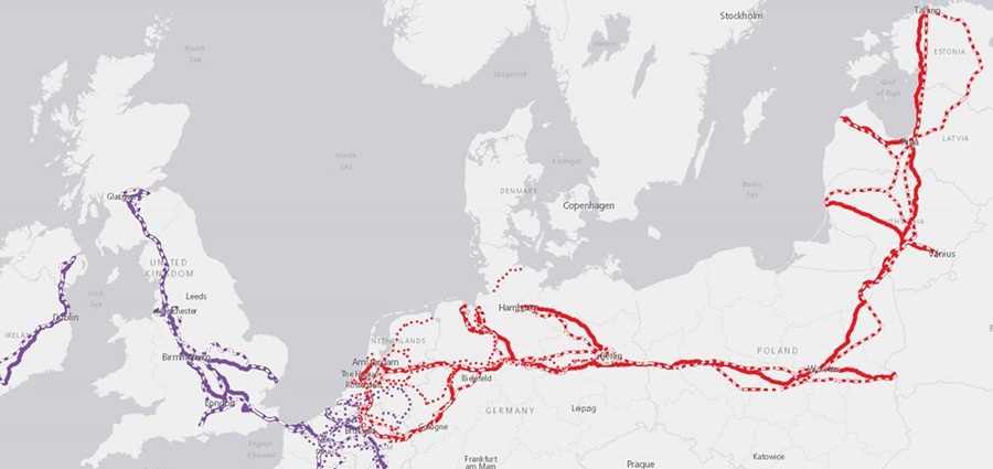 New route planner optimises logistics between Eastern and Western Europe