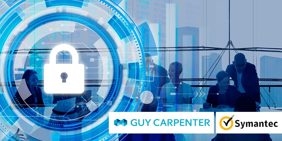 Guy Carpenter and Symantec join forces to develop cyber insurance model