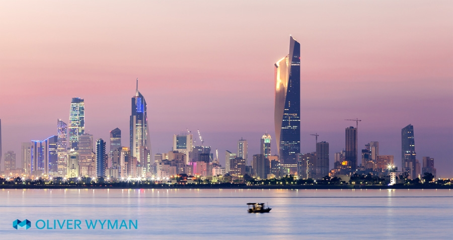 Oliver Wyman supports Kuwait prepare bonds for international sale