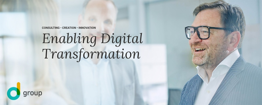 dgroup - Enabling digital transformation