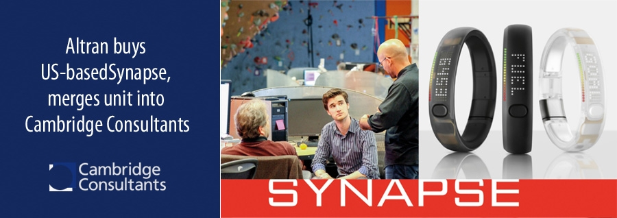 Altran buys US-based Synapse