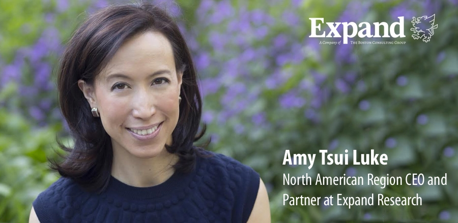 Amy Tsui Luke - Expand Research