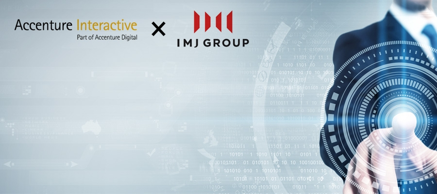 Accenture Interactive + IMJ Group