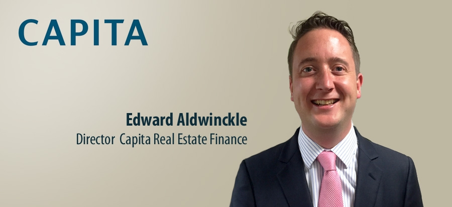 Edward Aldwinckle - Capita