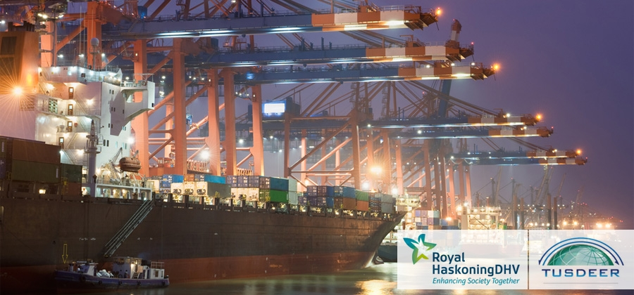 Royal HaskoningDHV hired by Saudi port company to develop logistics park