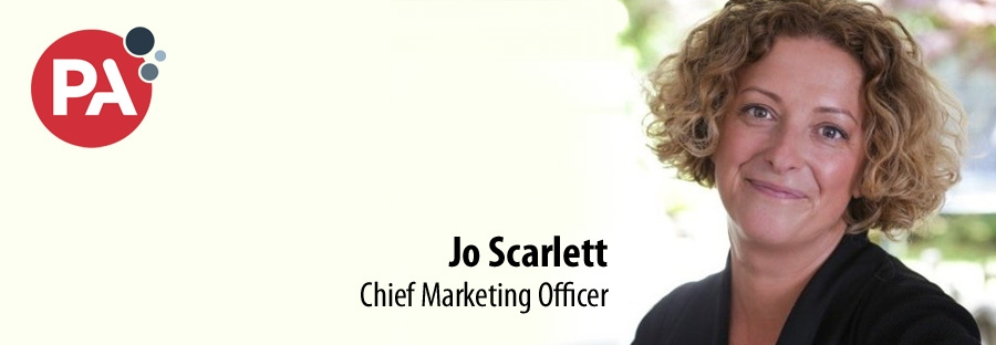 Jo Scarlett - CMO at PA Consulting