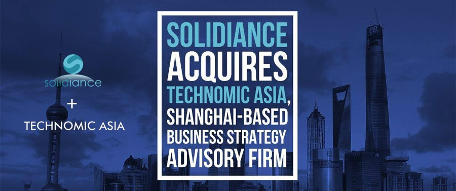 Solidiance acquires management consulting firm Technomic Asia