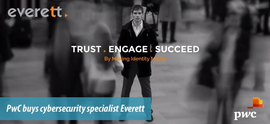PwC buys cybersecurity specialist Everett
