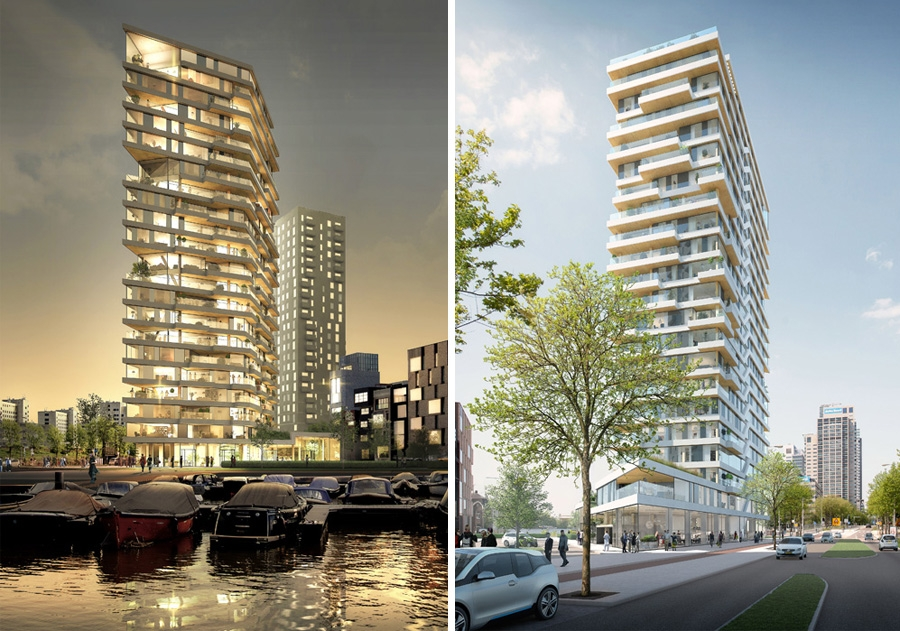 Amsterdam to build 21 storey wooden building arup for Design consultancy amsterdam