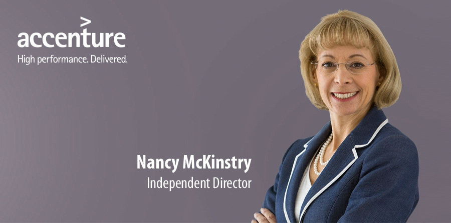 Nancy McKinstry - Accenture