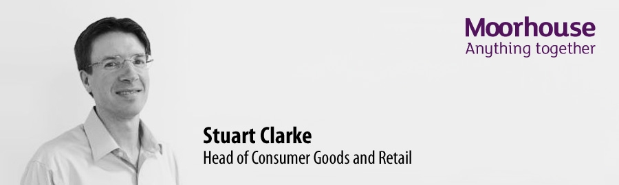 Stuart Clarke - Moorhouse Consulting