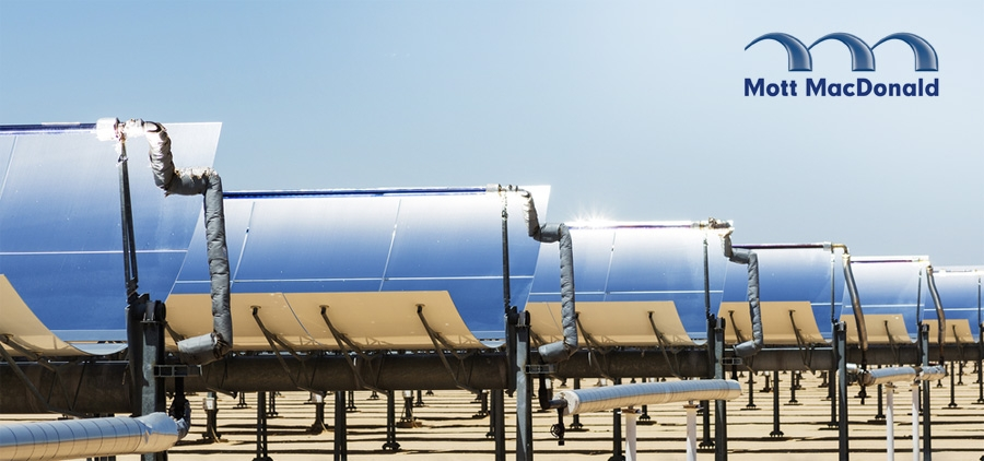 Mott MacDonald - Concentrated Solar Power