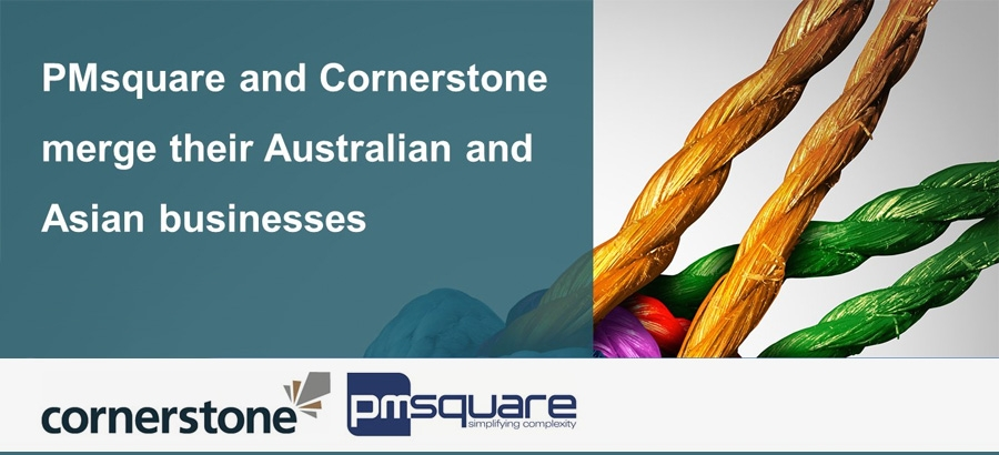 Asian IT consulting firms PMsquare and Cornerstone strike merger
