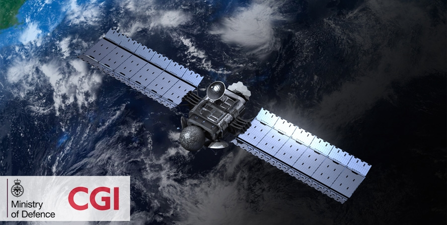 MOD and CGI join forces to develop insight in space landscape