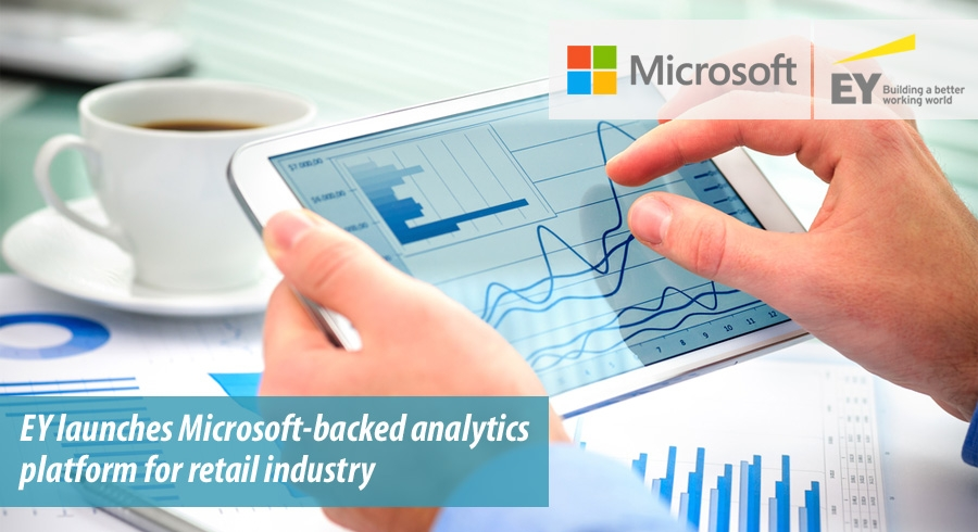 EY launches Microsoft-backed analytics platform for retail industry