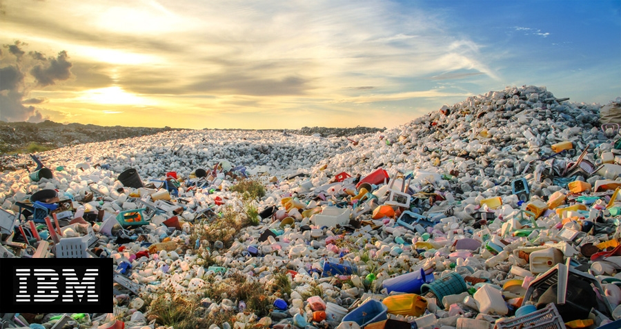 IBM and Stanford - Plastic recycling