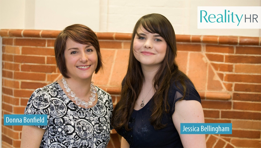 Donna Bonfield and Jessica Bellingham join Reality HR