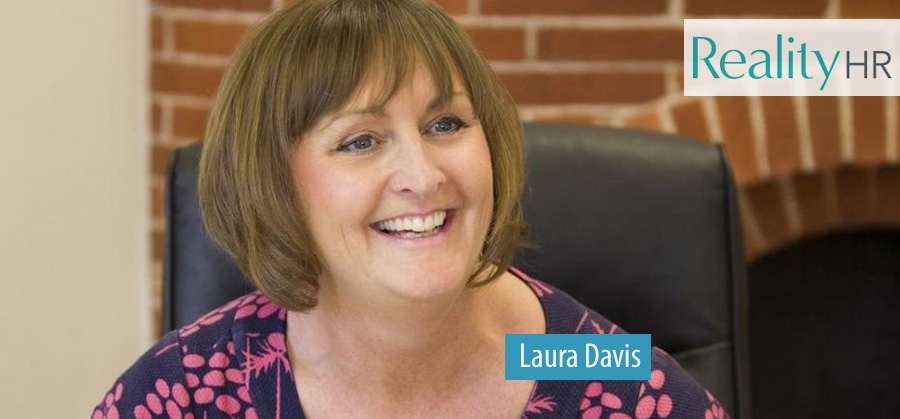 Laura Davis, Managing Director of Reality HR