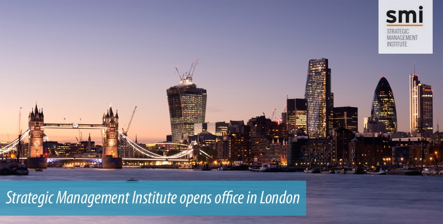 Strategic Management Institute opens office in London