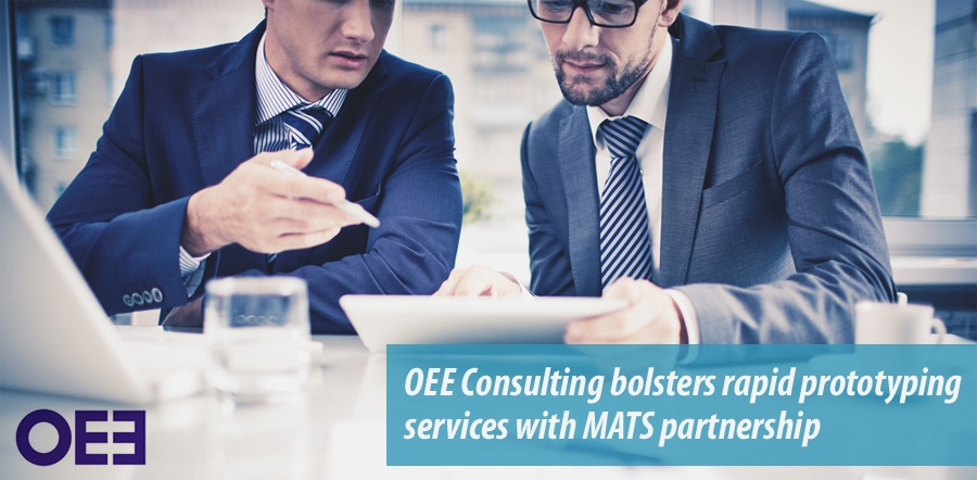 OEE Consulting partners with MATS