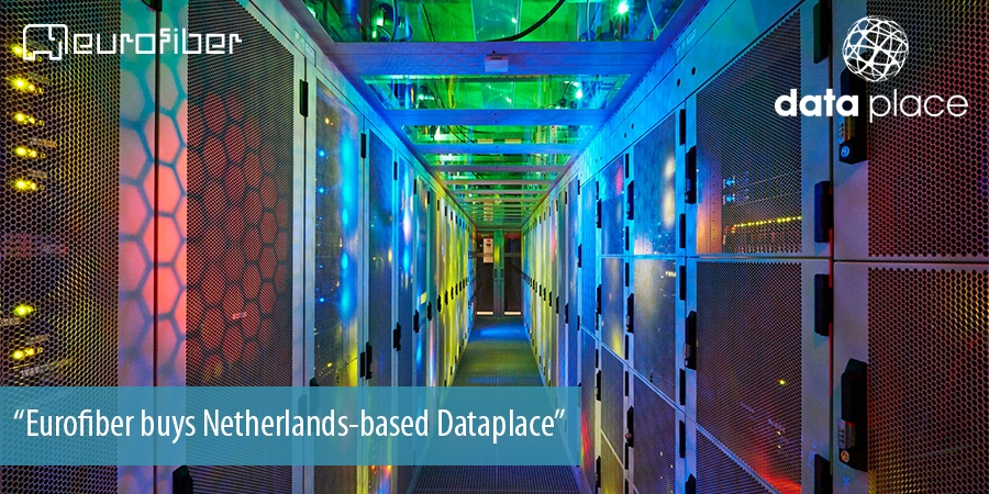 Eurofiber acquires Netherlands-based datacenter specialist