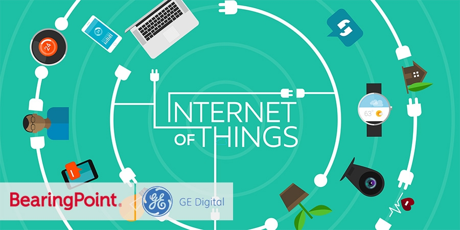 BearingPoint and GE Digital combine to provide Industrial Internet of Things