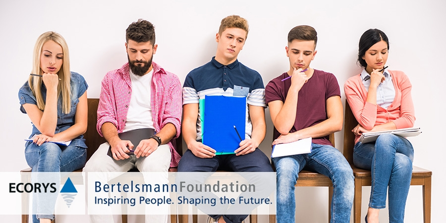The Bertelsmann Foundation hires Ecorys UK for youth employment study
