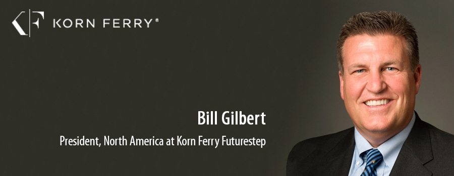 Bill Gilbert - Korn Ferry
